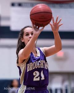 Broughton JV girls basketball vs Millbrook. January 22, 2019. 750_5504