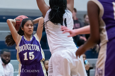 Broughton JV girls basketball vs Millbrook. January 22, 2019. 750_5651