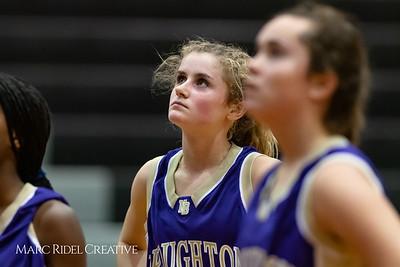 Broughton girls JV basketball at Panther Creek. January 3, 2019. MRC_9765