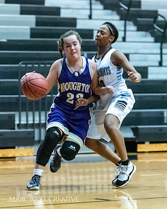 Broughton girls JV basketball at Panther Creek. January 3, 2019. 750_0453