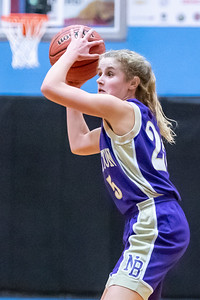 Broughton girls JV basketball at Panther Creek. January 3, 2019. 750_0445