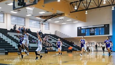 Broughton girls JV basketball at Panther Creek. January 3, 2019. MRC_9735