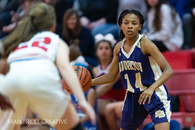 Broughton girls varsity basketball vs Sanderson. February 12, 2019. 750_5920