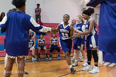 Broughton girls varsity basketball vs Sanderson. February 12, 2019. 750_5809