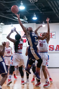 Broughton girls varsity basketball vs Sanderson. February 12, 2019. 750_5952