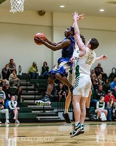 Broughton boys varsity basketball vs Cardinal Gibbons. January 11, 2019. 750_2446