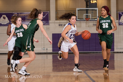 Broughton basketball vs Cardinal Gibbons. February 8, 2019. 750_4692