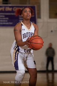 Broughton basketball vs Cardinal Gibbons. February 8, 2019. 750_4730