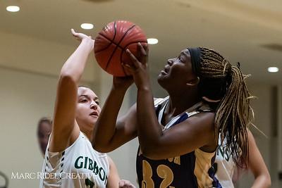 Broughton girls varsity basketball vs Cardinal Gibbons. January 11, 2019. 750_2012