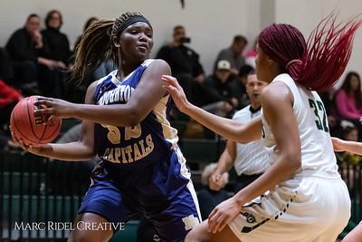 Broughton girls varsity basketball vs Cardinal Gibbons. January 11, 2019. 750_2061