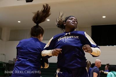 Broughton girls varsity basketball vs Cardinal Gibbons. January 11, 2019. MRC_1240