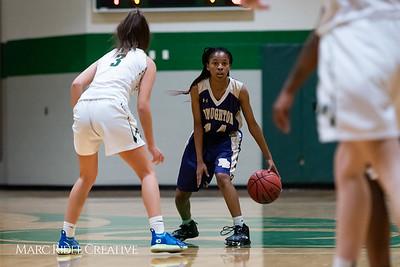 Broughton girls varsity basketball vs Cardinal Gibbons. January 11, 2019. 750_2049