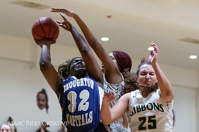 Broughton girls varsity basketball vs Cardinal Gibbons. January 11, 2019. 750_2024