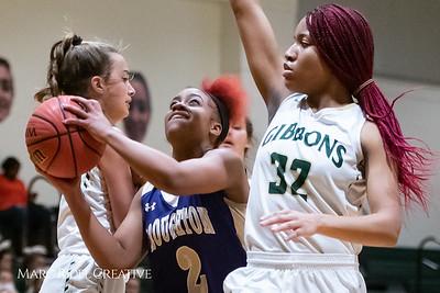 Broughton girls varsity basketball vs Cardinal Gibbons. January 11, 2019. 750_2041