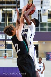 Broughton boys JV basketball vs Enloe. January 4, 2019. 1-4-19 BasketballBV00683