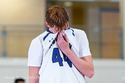 Broughton boys JV basketball vs Enloe. January 4, 2019. 1-4-19 BasketballBV00729