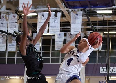 Broughton boys varsity basketball vs Enloe. January 4, 2019. 750_1183
