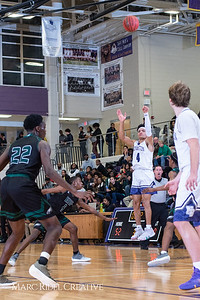 Broughton boys varsity basketball vs Enloe. January 4, 2019. 750_1272