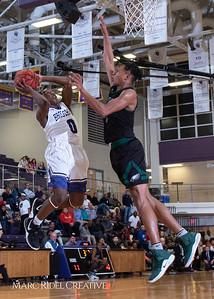 Broughton boys varsity basketball vs Enloe. January 4, 2019. 750_1186