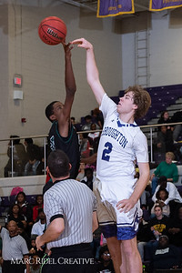 Broughton boys varsity basketball vs Enloe. January 4, 2019. 750_1176