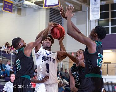 Broughton boys varsity basketball vs Enloe. January 4, 2019. 750_1192