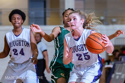 Broughton girls JV basketball vs Enloe. January 4, 2019. 750_0676