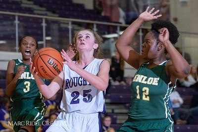 Broughton girls JV basketball vs Enloe. January 4, 2019. 750_0666