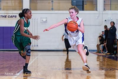 Broughton girls JV basketball vs Enloe. January 4, 2019. 750_0691