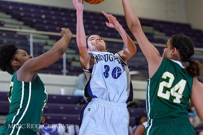 Broughton girls JV basketball vs Enloe. January 4, 2019. 750_0652