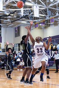 Broughton girls varsity basketball vs Enloe. January 4, 2019. 750_0951