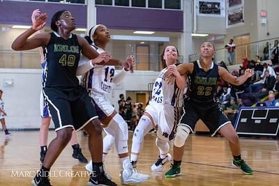 Broughton girls varsity basketball vs Enloe. January 4, 2019. 750_1070