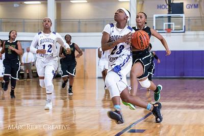 Broughton girls varsity basketball vs Enloe. January 4, 2019. 750_0987