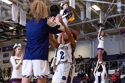 Broughton girls varsity basketball vs Enloe. January 4, 2019. 750_0924