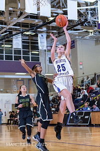 Broughton girls varsity basketball vs Enloe. January 4, 2019. 750_1067