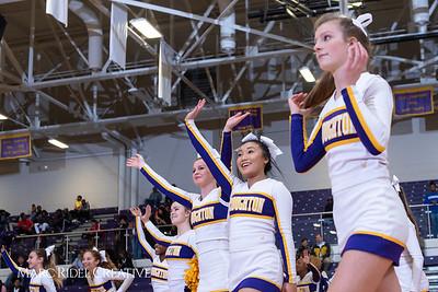 Broughton girls varsity basketball vs Enloe. January 4, 2019. 750_0933