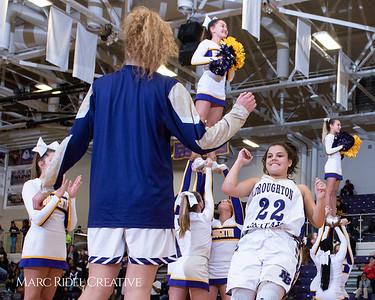 Broughton girls varsity basketball vs Enloe. January 4, 2019. 750_0927