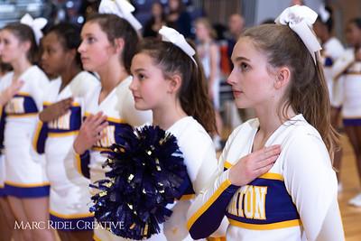 Broughton girls varsity basketball vs Enloe. January 4, 2019. 750_0919