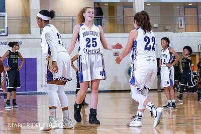 Broughton girls varsity basketball vs Enloe. January 4, 2019. 750_1068