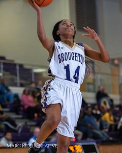 Broughton girls varsity basketball vs Enloe. January 4, 2019. 750_0995