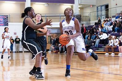 Broughton girls varsity basketball vs Enloe. January 4, 2019. 750_0957