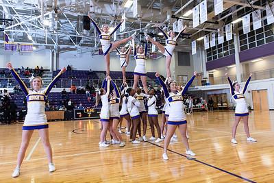 Broughton girls varsity basketball vs Enloe. January 4, 2019. 750_0975