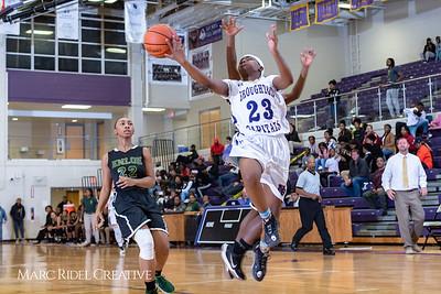 Broughton girls varsity basketball vs Enloe. January 4, 2019. 750_1035