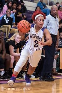 Broughton girls varsity basketball vs Enloe. January 4, 2019. 750_0939
