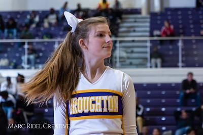 Broughton girls varsity basketball vs Enloe. January 4, 2019. 750_0976