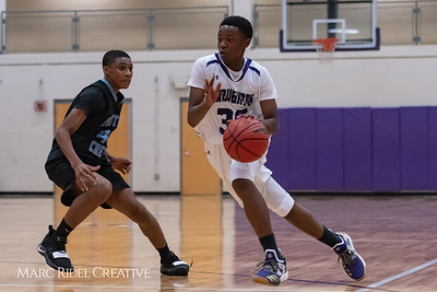 Broughton JV basketball vs Green Hope. November 20, 2018, MRC_7831