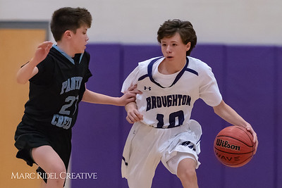 Broughton JV basketball vs Green Hope. November 20, 2018, MRC_7797