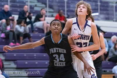 Broughton JV basketball vs Green Hope. November 20, 2018, MRC_7863