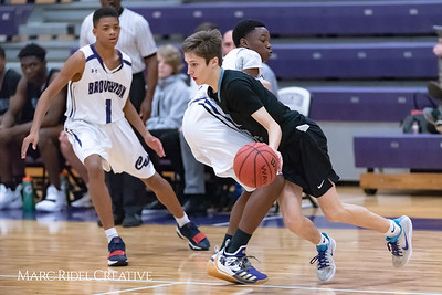 Broughton JV basketball vs Green Hope. November 20, 2018, 750_0037