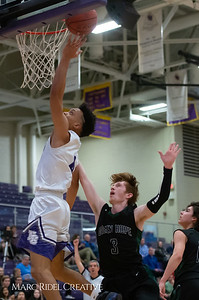 Broughton basketball vs Green Hope. February 26, 2019. D4S_1918