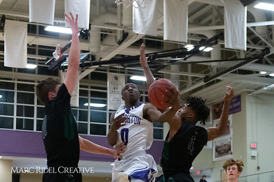 Broughton basketball vs Green Hope. February 26, 2019. D4S_2016
